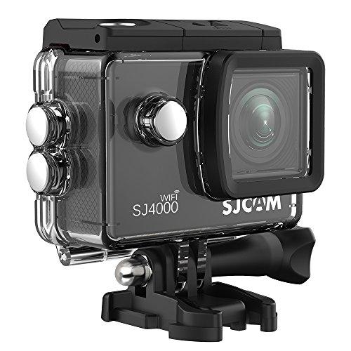 SJCAM SJ4000 WiFi 12MP 2.0 LCD 1080P Sports Action Camera (Black) - 5