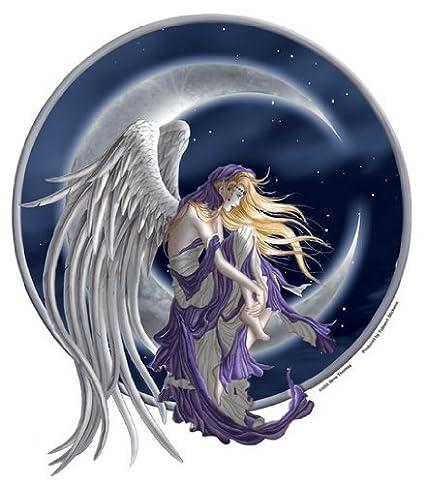 Nene thomas moon dreamer fairy jumbo 10 sticker decal