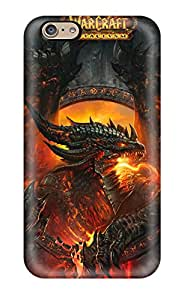Johnathan silvera's Shop Design High Quality World Of Warcraft Cataclysm Cover Case With Excellent Style For Iphone 6 8593954K41412637
