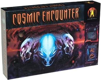 Avalon Hill Cosmic Encounter by: Amazon.es: Juguetes y juegos