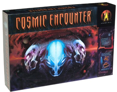 Avalon Hill Cosmic Encounter SW