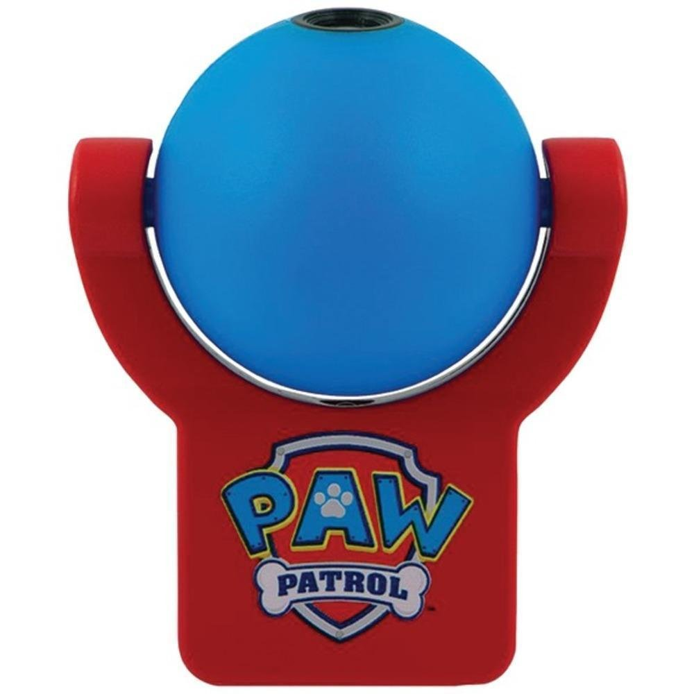 JAS30604 - NICKELODEON 30604 Projectable Light-Sensing Night-Light (Paw Patrol)
