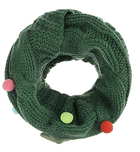 Syning Healthy Wool Yarn Children Scarf for Winter by Syning (Image #3)