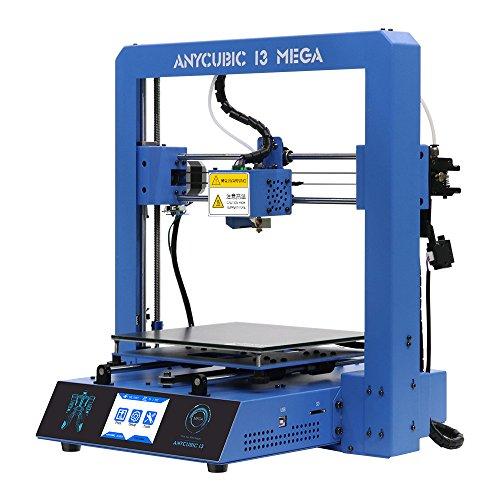 Anycubic Impresora 3D i3 Mega con TFT Pantalla táctil de 3,5 ...