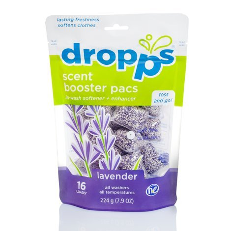 dropps-he-scent-laundry-booster-pacs-with-in-wash-softener-and-enhancer-lavender-16-loads-pack-of-3