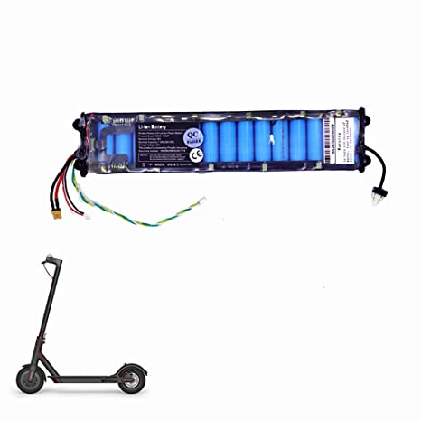 Smallrun 36V 7800mAh Batería de Litio Batería de Repuesto ...