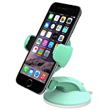 iOttie Easy Flex 3 Car Mount Holder for iPhone 7/6s/6, Galaxy S7/S7 Edge, S6/S6 Edge - Retail Packaging – Mint