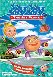 Jay Jay the Jet Plane Dvd #5:Liking Yourself Inside and Out [Import]
