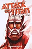 Attack on Titan: The Beginning Box Set (Volumes 1-4)