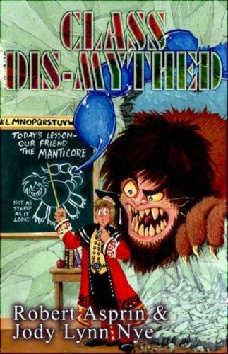 Class Dis-Mythed (Myth Adventures) pdf