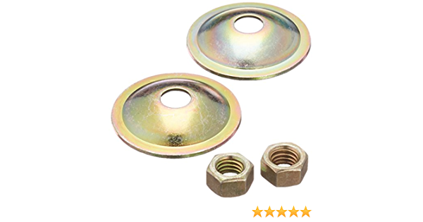 2-Pack Delta Faucet RP6001 Washers and Nuts