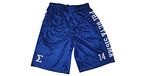 Amazon.com: Phi Beta Sigma fraternidad Mens Pantalones ...