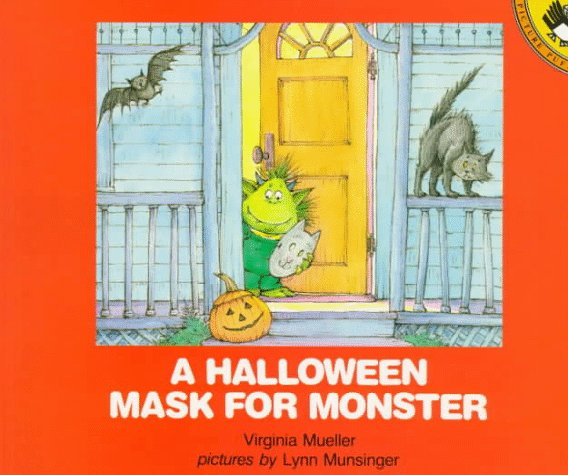 A Halloween Mask for Monster (Picture Puffins)