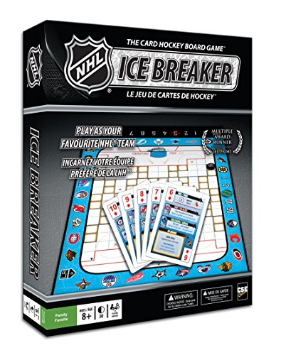 NHL Ice Breaker: The Card Hockey Board (Anaheim Mighty Ducks Player)