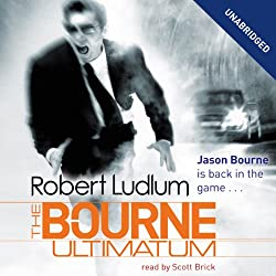 The Bourne Ultimatum: Jason Bourne Series, Book 3