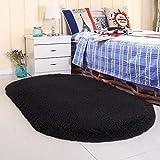 Noahas Super Soft Modern Shag Area Rugs Fluffy Living Room Carpet Comfy Bedroom Home Decorate Floor Kids Playing Mat