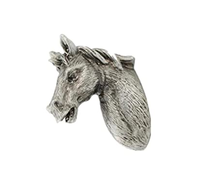 Lbfeel Horse Knobs Drawer Dresser Knobs Kitchen Cabinet Door Pulls