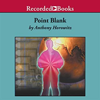 Point blanc (mp3), alex rider audio book (mp3 cd) by anthony.