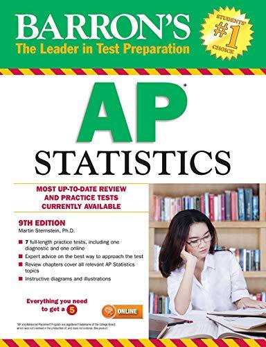 Pdf Math Barron's AP Statistics