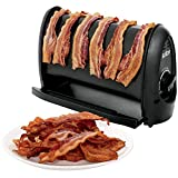 Salton Bacon Master - Cook Up To 6 Slices At Once w/ Nonstick Frying Surface