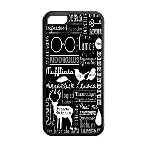 diy phone caseCaitin Cartoon Black White Harry Potter Inspirational Quotes Cell Phone Cases Cover for iphone 4/4sdiy phone case