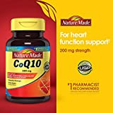 #8: Nature Made Coq10 200 Mg, Naturally Orange, Value Size,140 Count Softgels