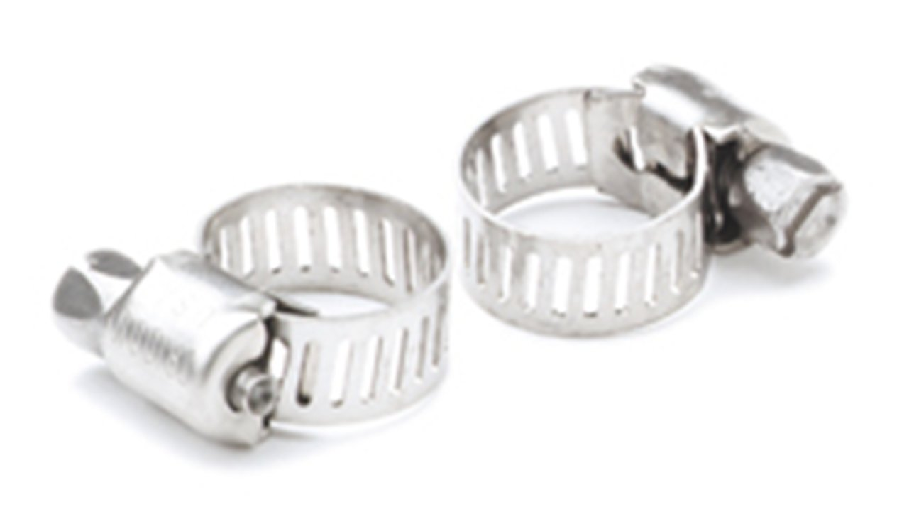 SeaSense Stainless Steel Hose Clamps, 1/4-Inch to 5/8-Inch Pair 3M 50073863