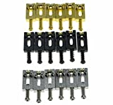 KAISH Pack of 6 Modern Electric Guitar Tremolo