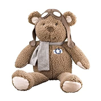 Cocalo Plush Bear, LilAviator (Discontinued by Manufacturer)