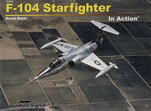 F-104 Starfighter In Action for sale  Delivered anywhere in USA