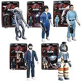 Alien 3 3/4-Inch ReAction Figures Set by Super 7