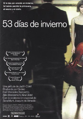 53 Winter Days ( 53 d??as de invierno ) ( Fifty Three Winter Days ) [ NON-USA FORMAT, PAL, Reg.2 Import - Spain ] by Mercedes - Cinema 53