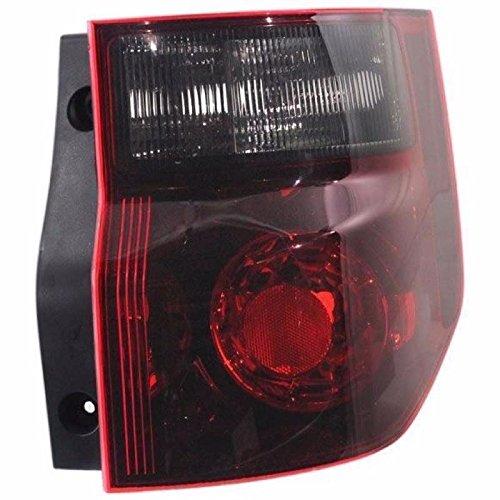 (For 2007-2008 HONDA ELEMENT Passenger Side OEM Replacement Taillight REAR LAMP HO2819136 (SC MODEL))