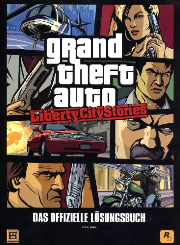 Price comparison product image Grand Theft Auto: Liberty City Stories (Lösungsbuch)