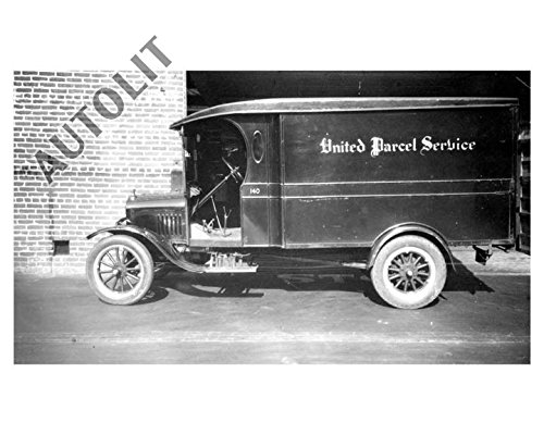 1925 Ford Model T United Parcel Service UPS