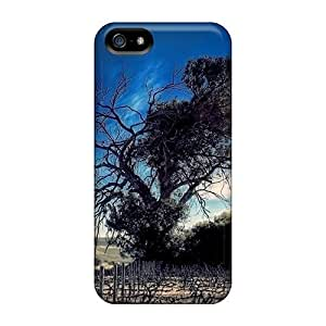 Fashionable BDVNBkW1419DgYQK Case For Ipod Touch 4 Cover For Old Tree At Horizon Protective Case