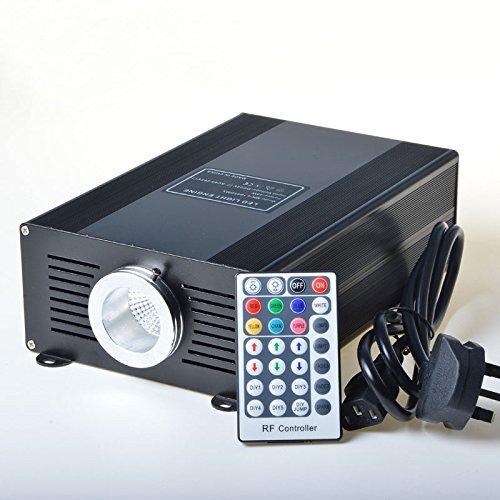 Wiedamark 75 Watt RGB LED Fiber Optic Illuminator - DMX -