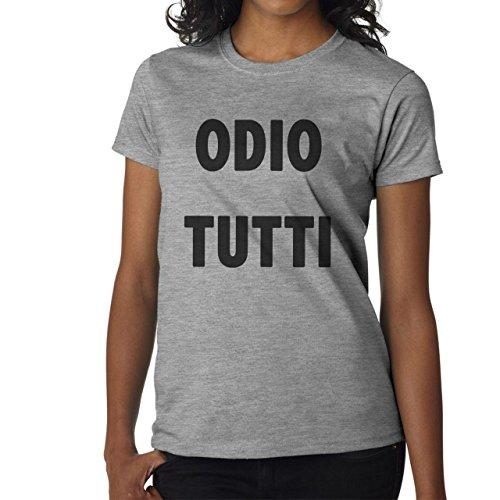 Odio Tutti Damen T-Shirt