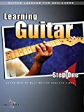 Guitar Lessons For Beginners : Learning Guitar Step 1 - Learn to play guitar lessons Video