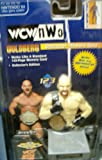 WCW/NWO Goldberg Character Memory Card (Nintendo 64) by InterAct