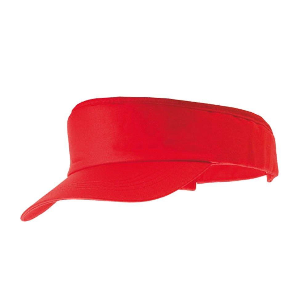 eBuyGB Adult Sun Visor - Unisex Sun Summer Sports Shade Cap Hat eBuyGB Unisex Adult Sun Visor Black 1259103