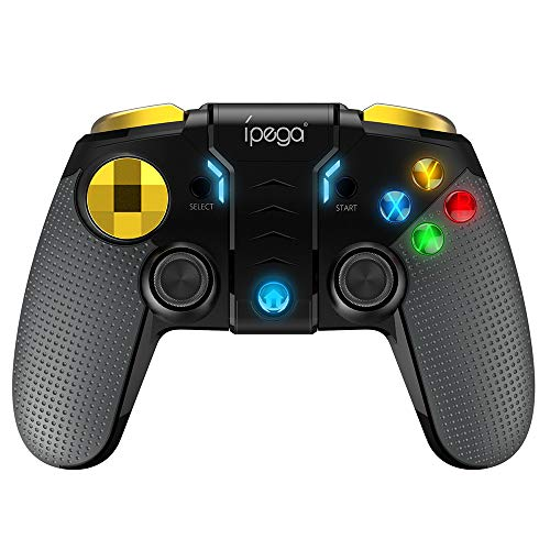 iPega PG-9118 3 in 1 Wireless Gamepad + Joystick + Telescopic Holder BT Game Controller Smartphone Smart TV Gaming Console Handle for Android iOS