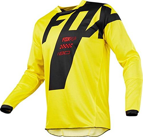 Fox Racing 180 Mastar Yellow Jersey/ Pant Combo - Size X-LARGE/ 34W