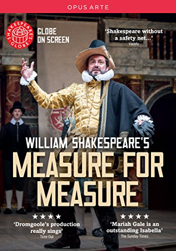 Shakespeare: Measure for Measure (Globe On -