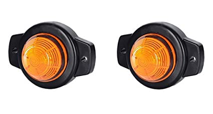 Luz de g/álibo para camiones y coches 2 x SMD LED 12 V 24 V