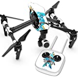 Skin For DJI Inspire 1 Quadcopter Drone – Turtly Cool | MightySkins Protective, Durable, and Unique Vinyl Decal wrap cover | Easy To Apply, Remove, and Change Styles | Made in the USA