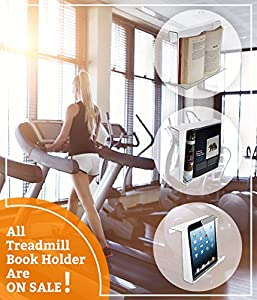 Source One LLC Large Full Size Treadmill Book Holder (TBH-FS)