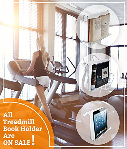 Source One LLC XX Large Treadmill Book Holder 5 Inch Hook (TBH XX)