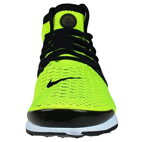 EU white Entrainement Ultra Homme de Chaussures Flyknit Presto Volt Running Air 42 Bleu Nike Black xwAqFSnPB
