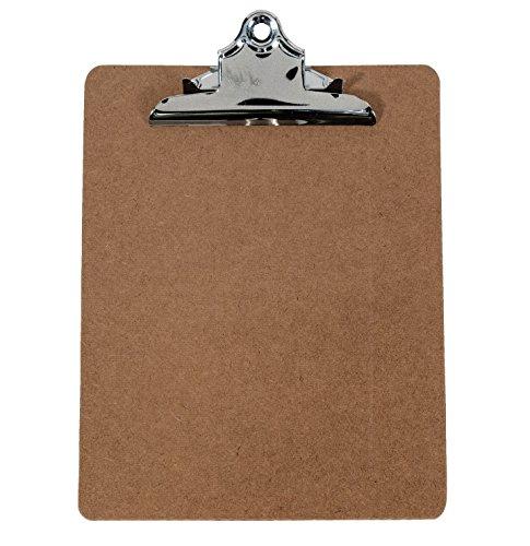 School Smart 1442103 Art Clip Board with Clip, 15